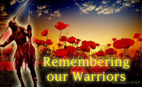 ANZAC -Warriors remembered
